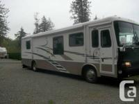 2000 Newmar Dutch Celebrity 38' Diesel Pusher,