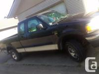 Make. Ford. Model. F-150. Year. 2000. Colour.
