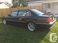 Make BMW Model 7 Series Colour Black Trans Automatic