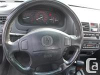 Make Acura Model EL Year 2000 Colour black kms 138256