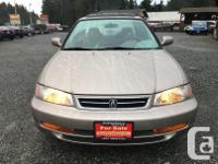 Make Acura Model EL Year 2000 Colour Gold kms 149000