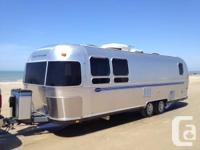 Airstream, is in excellent disorder. Tidy, risk-free