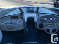 selling our bayliner capri bowrider. boat runs great