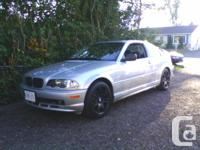 2000 BMW 323 ci/trades??super clean car...excellent