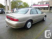 Make Buick Model Century Year 2000 Colour Tan kms