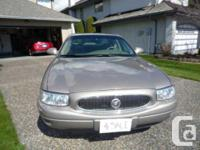Surrey, BC 2000 Buick Le Sabre Limited - Owner