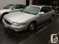 Make Buick Model LeSabre Year 2000 Colour Silver over