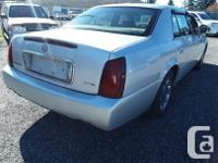 Make Cadillac Model DeVille Year 2000 Colour grey kms