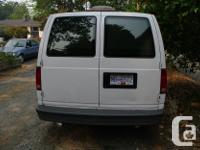 Make Chevrolet Model Astro Cargo Van Year 2000 Colour