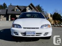 Make Chevrolet Model Cavalier Year 2000 Colour White