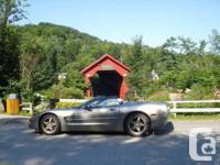 East Ferris, ON 2000 Chevrolet Corvette Convertible