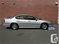 Make Chevrolet Model Impala Year 2000 Colour Silver