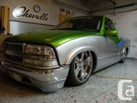 Looking to sell my truck wanting to get into racing