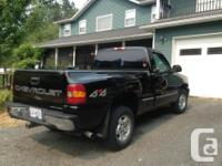 Make Chevrolet Colour black Trans Automatic kms 295000
