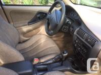 Make Chevrolet Model Cavalier Year 2000 Colour