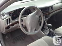 for sale is a mint 2000 chev impala LS its got