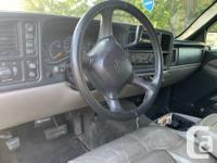 Make Chevrolet Model Tahoe Colour Grey Trans Automatic