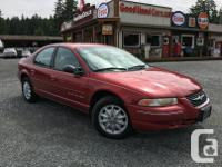 Make Chrysler Model Cirrus Year 2000 Colour Red kms
