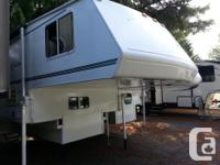 Citation camper. Very bright and roomy.Sturdy