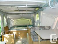 Great shape no leaks This camper is in great shape ABS