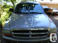 Make Dodge Model Durango Year 2000 Colour beige Trans