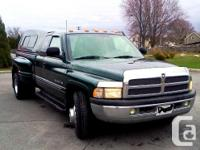 Make Dodge Model Ram 3500 Year 2000 Colour GREEN kms