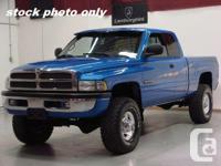 Make. Dodge. Version. Ram 2500. Year. 2000. Colour.