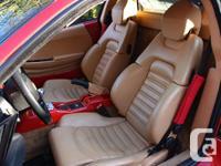 Make Ferrari Year 2000 Colour Red Trans Manual kms