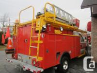 Make Ford Model E-450 Year 2000 Colour red kms 235000