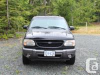 Make Ford Model Explorer Sport Year 2000 Colour Black