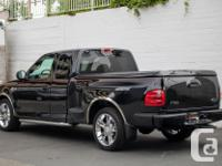 Make Ford Model F-150 Year 2000 Colour Black kms 38000