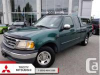 Make Ford Model F-150 Year 2000 Colour Green kms