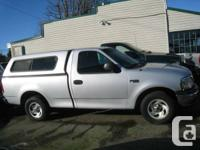 2000 Ford F-150 XLT Reg. Cab Long Bed 2WD - $2,990