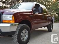 Make Ford Colour Burgundy Trans Automatic 7.3L POWER
