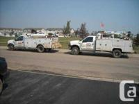 Dryden, ON 2000 Ford F-550 4x4 This pickup truck is a
