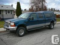One owner well maintained 2000 Ford F350 7.3 l Diesel