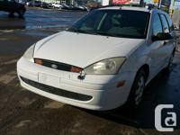 Make Ford Year 2000 Colour White Trans Automatic kms