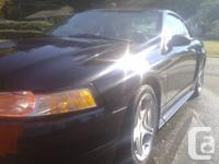 2000 Ford Mustang GT  -110,000kms -Fully Loaded