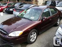 Make Ford Model Taurus Year 2000 Colour Red kms 171000