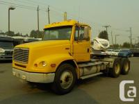 Make Freightliner Year 2000 Colour Yellow Trans Manual