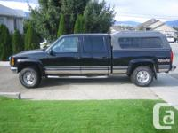 For sale or trade 2000 GMC Sierra 4X4 Dr. Short Box