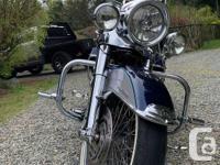2000 Harley Davidson Road King -1450cc 81ci -Rinehart