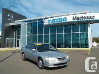 Make. Honda. Design. Accord. Year. 2000. Colour.