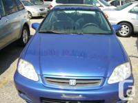 2000 Honda SI in very good condition and hasHAS 270000