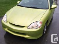 Used, Make Honda Model Insight Hybrid Year 2000 Colour GREEN for sale  British Columbia