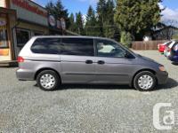 Make Honda Model Odyssey Year 2000 Colour Grey kms