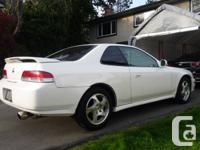 $8400 OBO - 2000 Honda Prelude Vtech. 152 KM New