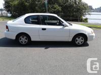 Make Hyundai Model Accent Year 2000 Colour White kms