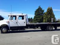 Tow Truck For Sale Canada >> Rollback Truck For Sale In British Columbia Buy Sell Rollback