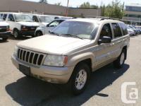 Make Jeep Model Grand Cherokee Year 2000 Colour Brown